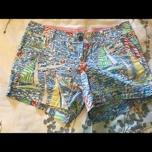 Get Nauti Lilly Pulitzer Callahan Shorts